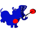 Skinny Hippo